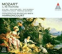 Mozart - Il Re pastore / Mei, Murray, Nielsen, Sacca, M. Schafer, Concentus musicus Wien, Harnoncourt