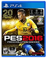 Pro Evolution Soccer 2016 (輸入版:北米) - PS4