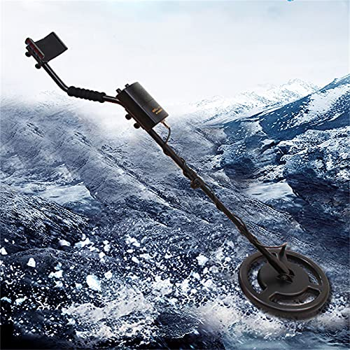H-XH Detector De Metales,Professional Metal Detector For Adults, Adjustable Ground Balance, Disc & Notch & Pinpoint Modes, Upgraded DSP Chip, with Shovel(Size:AS944 250 Metal Detector)
