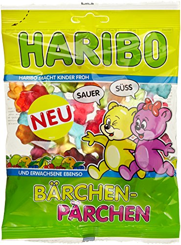 Haribo Bärchen-Pärchen, 10er Pack (10 x 175 g)