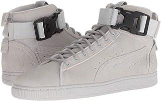 [プーマ] メンズ シューズ・靴 スニーカー Suede Classic Mid Buckle Glacier Gray/Glacier Gray サイズ8.5xDM [並行輸入品]