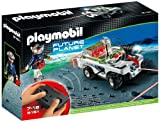 Playmobil 5151 E Rangers Explorer With Flash Cannon And Infra Red Remote Control