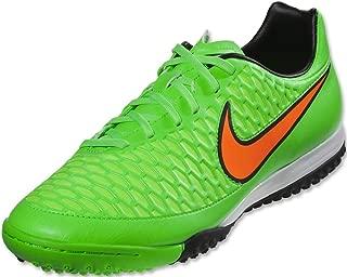 Nike JR Magista Onda Soccer Turf Cleats Indoor Green Kids 651657 380 (2.5)