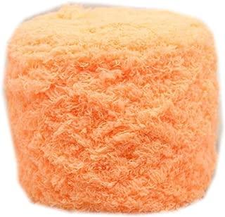 DIY Knitting Crochet Yarn Yarn Soft Warm Yarn for Hand Knitting Supplies Hand Woven Coral Plush