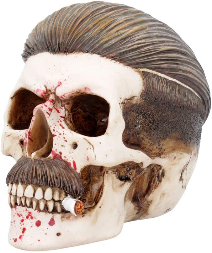 Nemesis Now B4364M8 Henchman Skull famous Ivory Topics on TV Resin 18.5cm Figurine