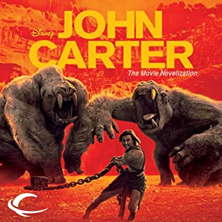 John Carter: The Movie Novelization                   By:                                                                                                                                 Stuart Moore,                                                                                        Edgar Rice Burroughs                               Narrated by:                                                                                                                                 David Ledoux,                                                                                        MacLeod Andrews                      Length: 11 hrs and 7 mins     67 ratings     Overall 4.1