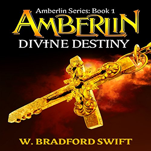 Amberlin: Divine Destiny audiobook cover art