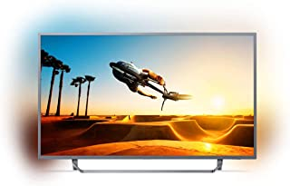 Philips 50 Inch 4K Android Smart TV with Ambilight 3-sided- 50PUT7303/56