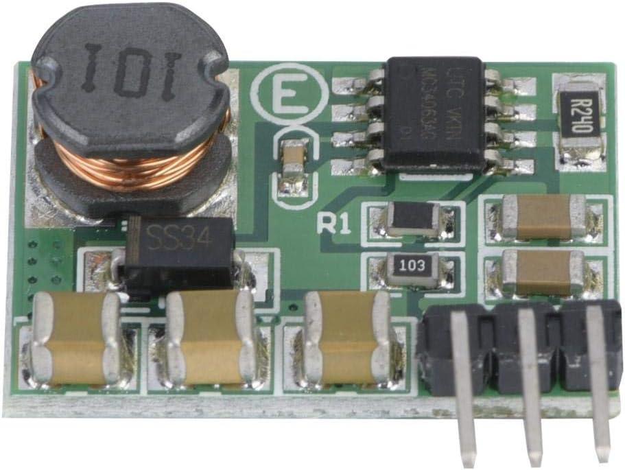 Boost Module, DC-DC 3-15V to -3.3V 5V 6V 9V 12V 15V Positive to Negative Voltage Boost/Buck Converter Regulator Module Power Supply Module Voltage Converter(Output-15V)