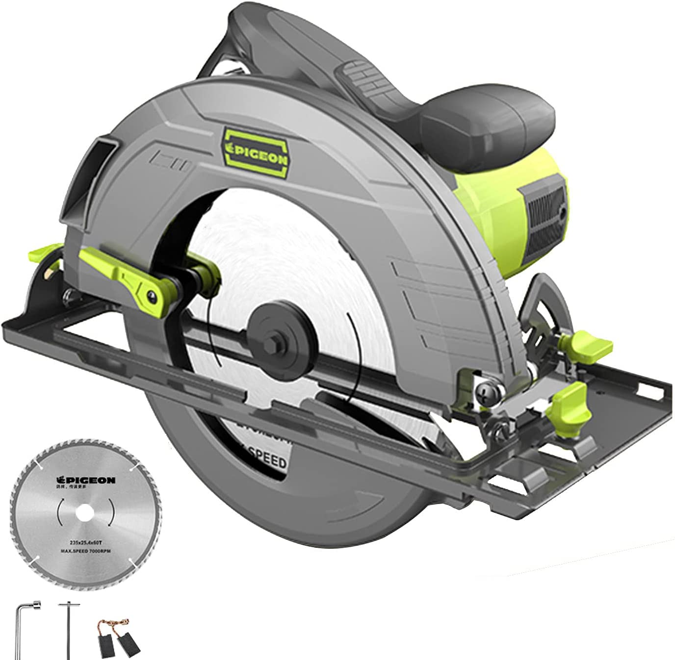 Electric Circular New sales Saw with Speed Courier shipping free shipping 40T B 60T 5000RPM