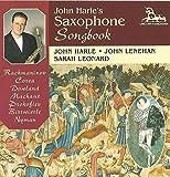 John Harle's Saxophone Songbook by John Harle (1995-08-22)