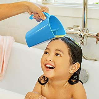 Shampoo Rinse Cup, Baby Bath Cup to Wash Hair, Baby Hair Rinsing Cup - Make Kids Bathing Tear-Free and Fun