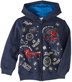 44d6201f14 Amazon.com  Spider-Man - Jackets   Coats   Clothing  Clothing