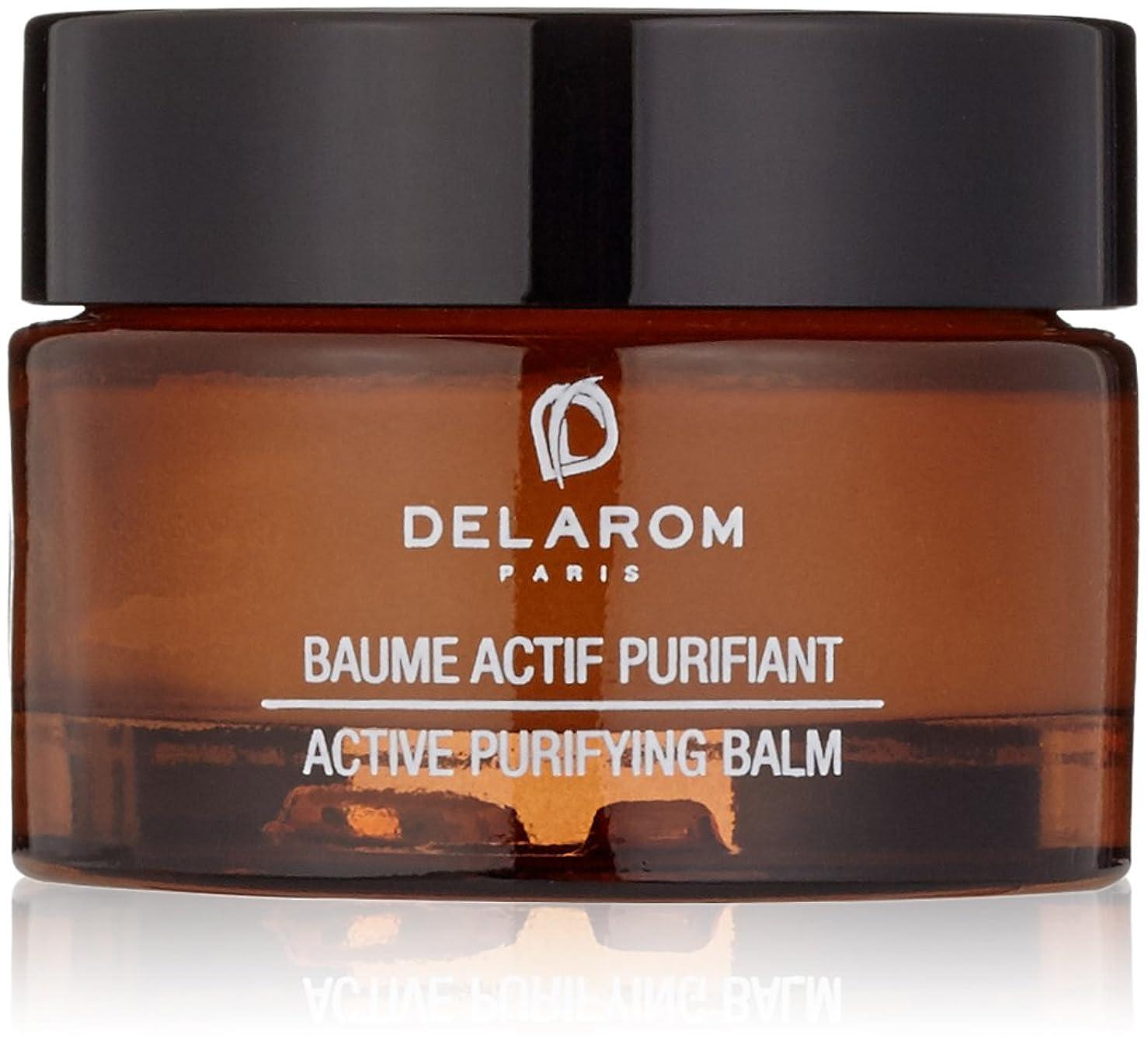 滞在予知マウンドDELAROM Active Purifying Balm - For Normal to Combination Skin 30ml/1oz並行輸入品