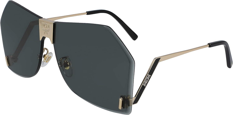 Sunglasses MCM 135 S 738 Shiny Gold/Grey