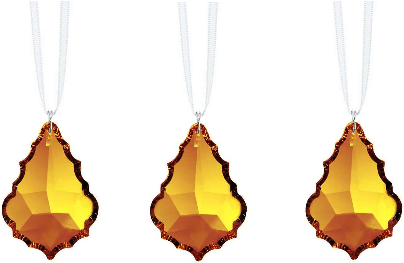 Crystal Prism SunCatchers for Windows Charlotte Mall Crystals Swarovski Topaz D Ranking TOP15