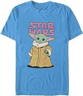 Star Wars - Camiseta para hombre con logotipo de The Child Stance