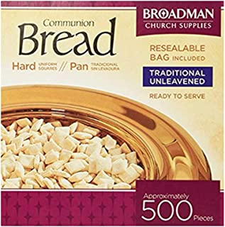 Communion Bread 5 oz, approx. 500 pieces
