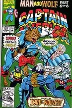 Captain America #407 MANandWOLF 6 of 6