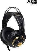 AKG K 240 Studio - Auriculares Profesional, Negro, 6,00 x 9,20 x 6,00 pulgadas