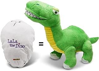 WALIKI Toys Animal Pillow for Kids Travel   Indoor Ball and Reversible   Stuffed Dinosaur Stuffed Dino   Jurassic Your World