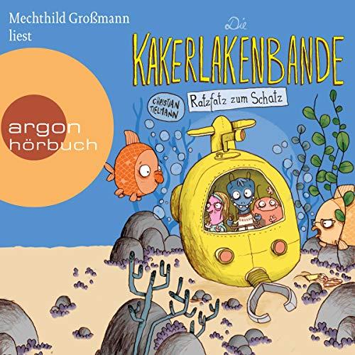 Ratzfatz zum Schatz cover art