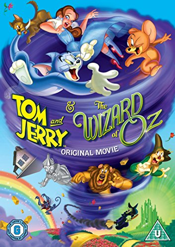 Tom And Jerry: And The Wizard Of Oz [DVD] [2011]