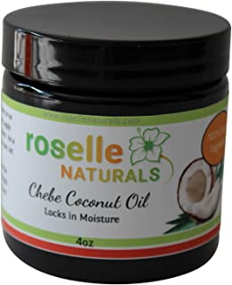 Chebe Coconut Oil. Made with Authentic Chebe Powder. 4oz