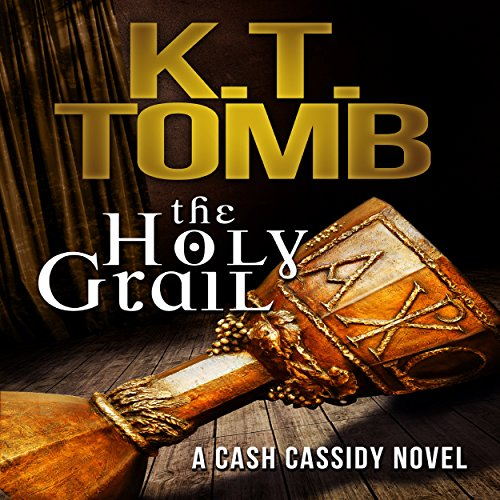 Couverture de The Holy Grail