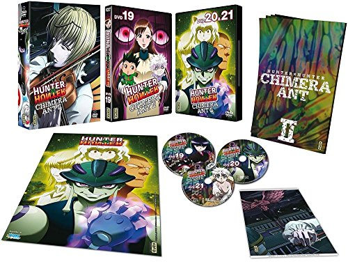 X Hunter-Chimera Ant-Vol. 2