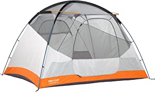 Marmot Limestone Camping Tent - Durable, seam-taped polyester fly is equipped, this family tent becomes fully waterproof without sacrificing air circulation