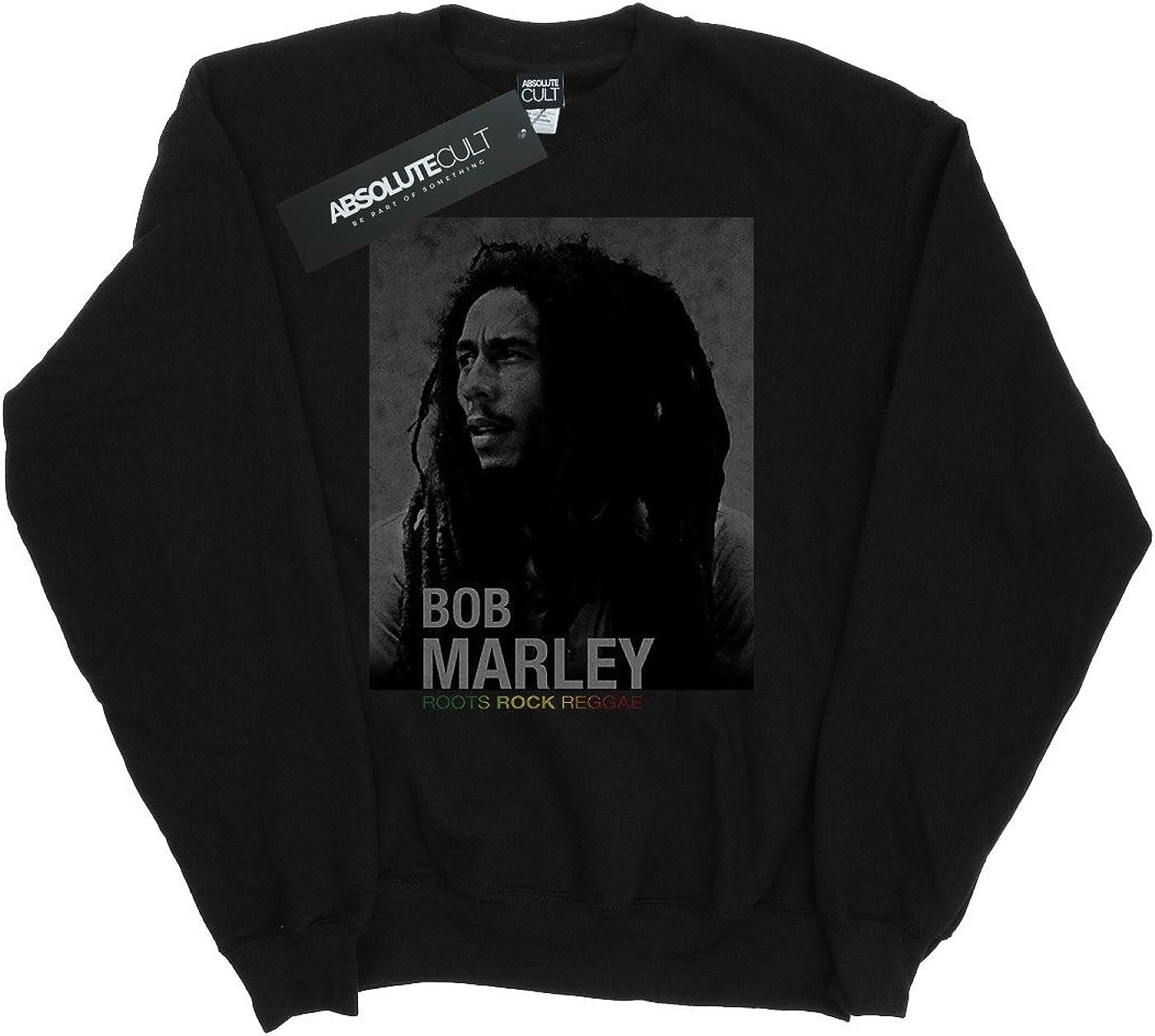 Bob Marley Hombre Roots Rock Reggae Camisa De Entrenamiento ...
