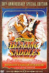 Blazing Saddles 30th Anniversary Special Edition - DVD Used Like New