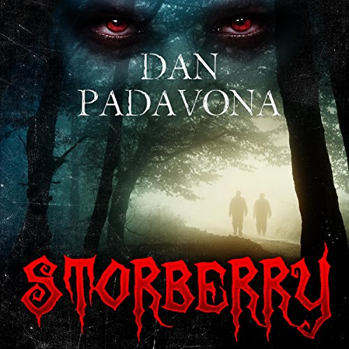Storberry audiobook cover art