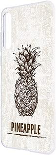 HUAWEI P20 Pro (HW-01K) ケース ハードケース [フルーツ・ぱいん pine] 手描き ビンテージ ピートゥエンティプロ スマホケース 携帯カバー [FFANY] freehand-h159@05