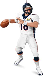 Hallmark 2016 Christmas Ornament NFL Denver Broncos Peyton Manning Ornament