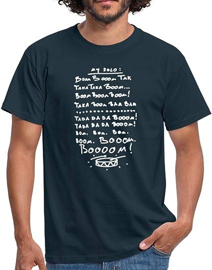 T Shirt Drôle Nouveauté Hommes Femmes Enfants Blanc Tailles Pour 3XL Boom