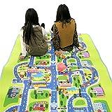 GRENSS Desarrollar la educación Infantil Bebe Gateando Alfombra Puzzle Baby Play Mats Waterproof Sala de la Alfombra Home Suministros