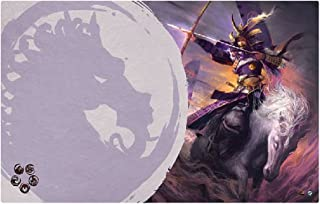 Fantasy Flight Games FFG L5S13 L5R: Mistress of The Five Winds Playmat, Multicolor