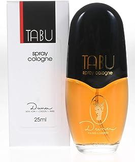 Tabu Spray Cologne 25ml, 1 count