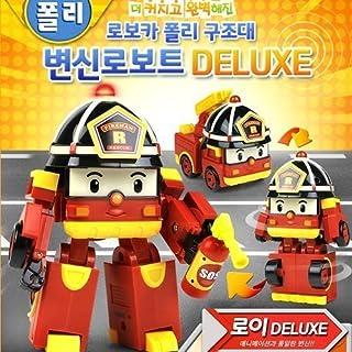 Robocar Poli Deluxe Transformer Toy - Roi by Robocar Poli