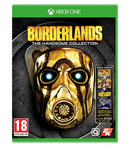 Xbox1 Borderlands : The Handsome Collection (Inc. Borderlands 2 & The Pre-Sequel) (Eu)
