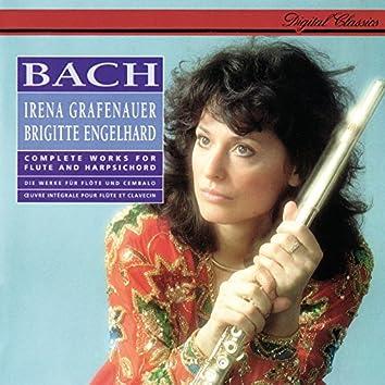 Bach, J.S.: Complete Works for Flute & Harpsichord