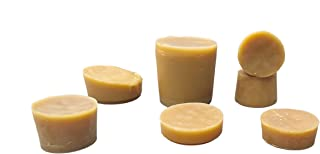 Raw Beeswax , 100 % 'Pure' and Natural - 100 gm Bee Wax Direct From Beekeepers Farm