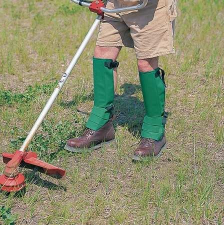 Fantastic Deal! Crackshot Corporation R-1610 Lawn Chapz Forest Green - One Size Fits All