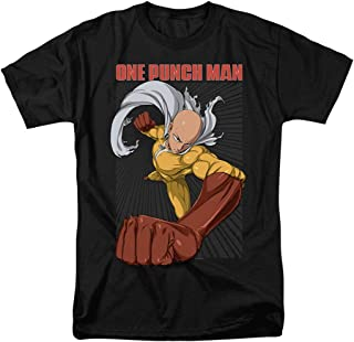 One-Punch Man Japanese Superhero T Shirt & Stickers