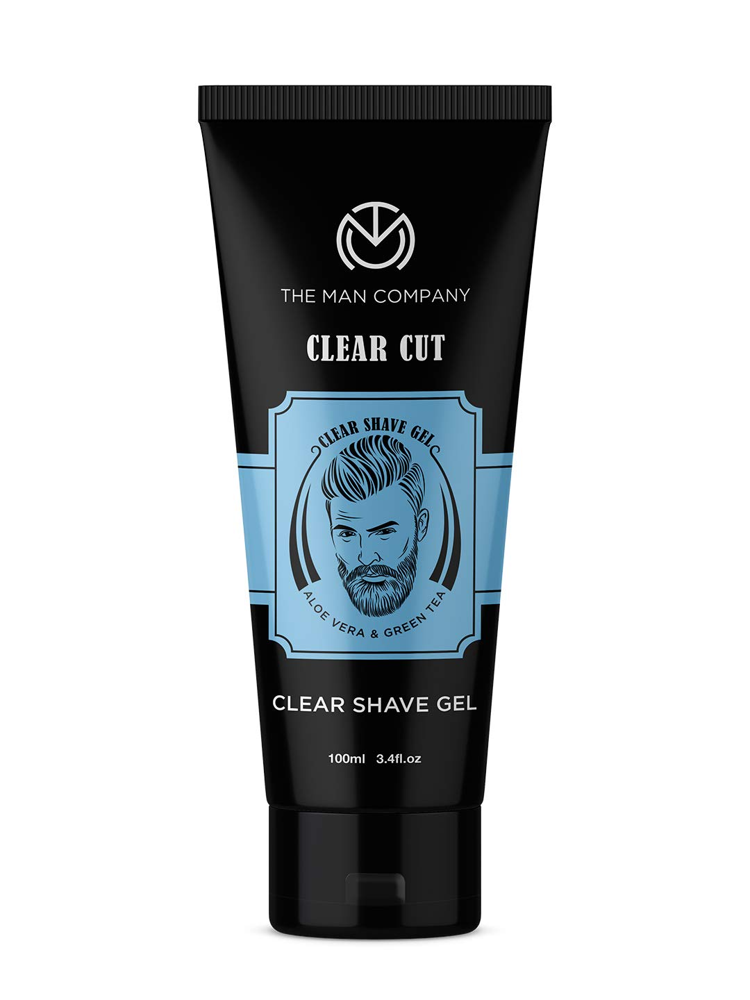 Columbus Mall The Man Company Clear Cut Max 50% OFF Shave Gel 100 ml
