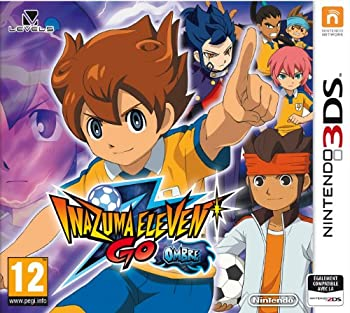 Third Party - Inazuma Eleven Go   Ombre Occasion [ Nintendo 3DS ] - 0045496525651