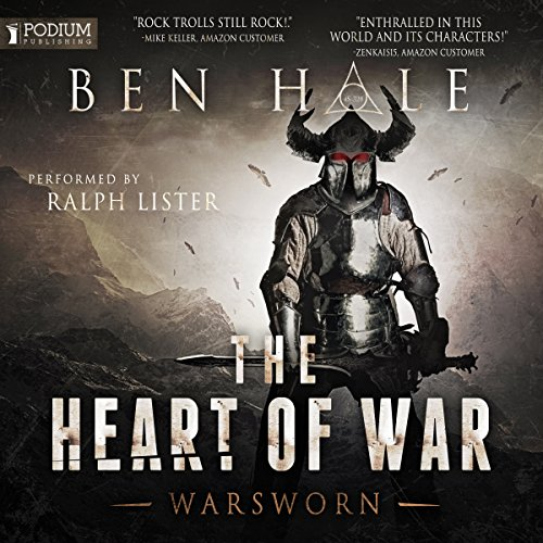The Heart of War cover art