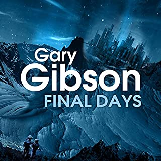 Final Days audiobook cover art
